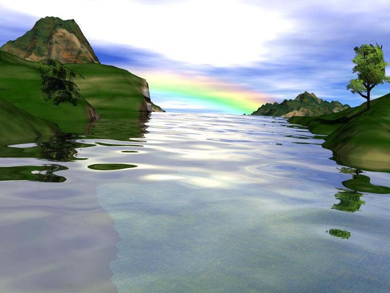 Ocean's Meditation